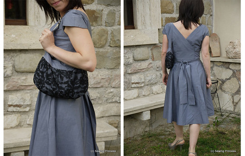 Colette Crepe and Buttercup bag