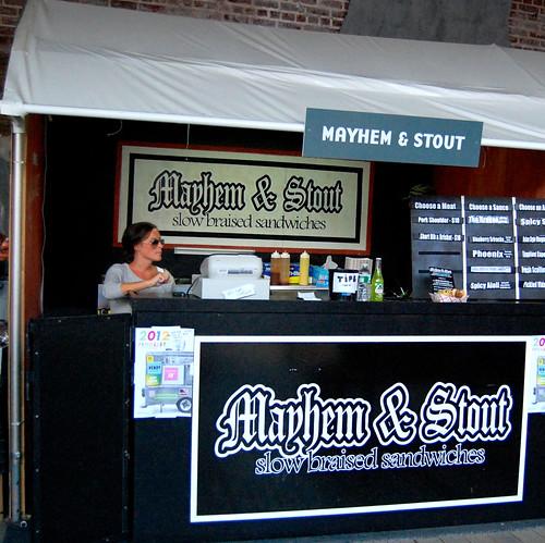 mayhem and stout