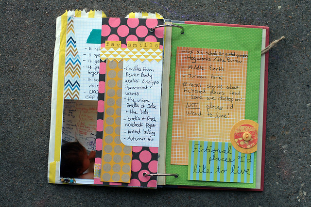 30 Days of Lists September 2012 | Days 11 & 12