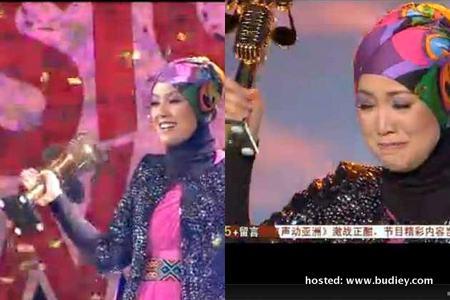 Shila Amzah Menang Asian Wave 2012