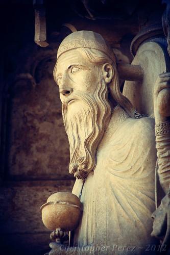 Malkesadeck ~ Chartres Alchemist