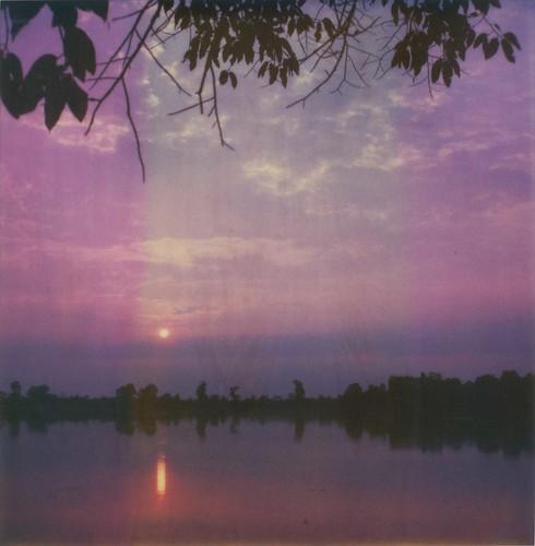 film analog polaroid sx70 spring cambodia day analogue angkor expired timezero srahsrang
