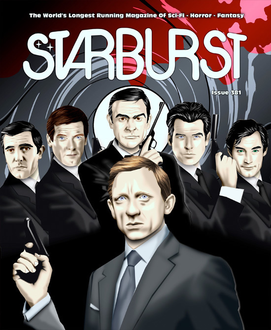 Starburst Magazine 381: James Bond Special