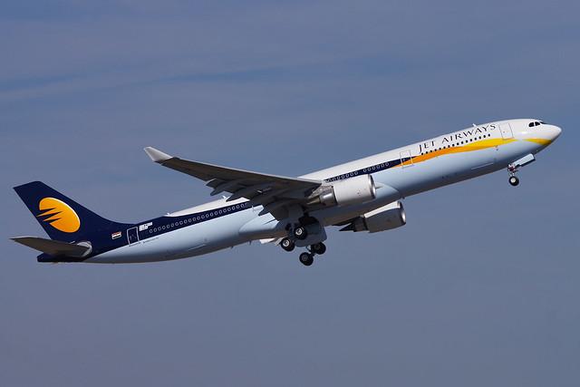 Jet airways - airbus a330-300