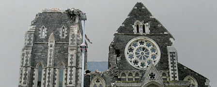 New Zealand Christchurch Earthquake