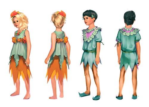 Fairy Concept