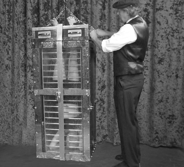 Celebrating Houdini's 100th WTC Anniversary Sept 21 2012