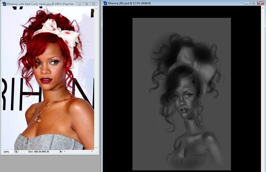 Rihanna_wip