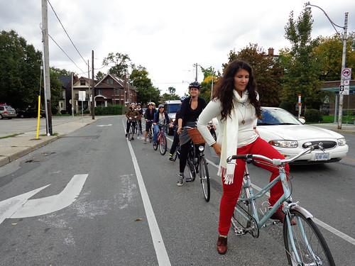 Annette bikelanes!
