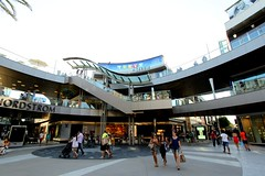 Santa Monica Place ~ a Shopping Mall