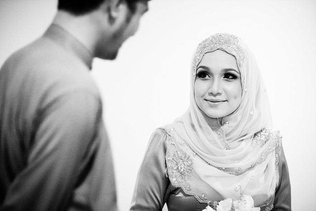 nabiha + shafik // engagement