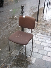 Having A Bad Chair Day / wet