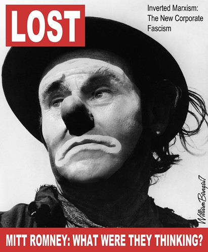 LOST MAGAZINE COVER by Colonel Flick