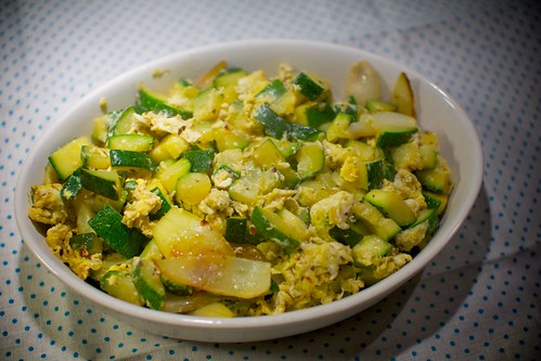 Libanesisk zucchiniröra