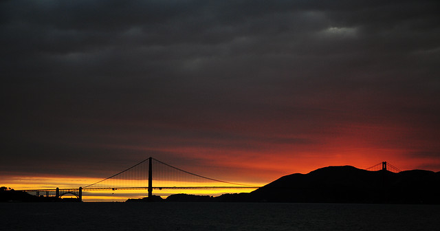 Colores del Golden Gate