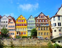 Colorful Tubinga