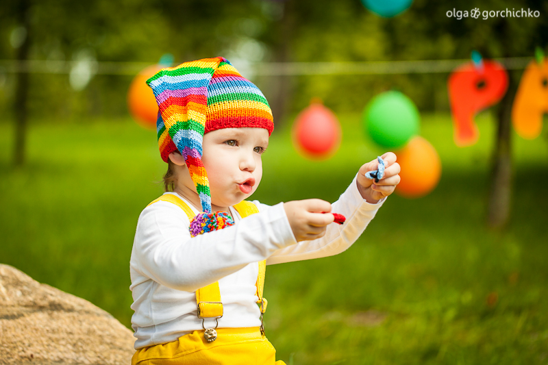 Фотопроект Радуга детства