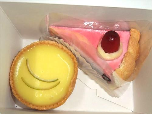 星巴克小蛋糕