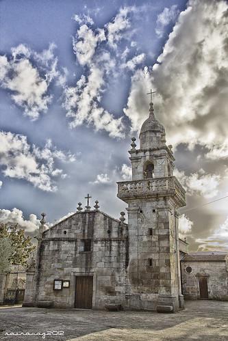 325/365 Iglesia de Sardoma by sairacaz
