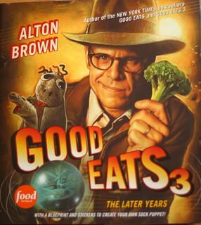 Good Eats 3.1