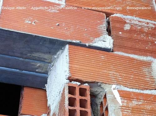 Dinteles en edificaci n elementos a menudo olvidados - Instalacion de pladur en paredes ...