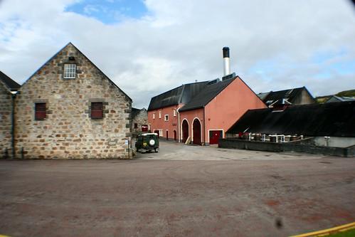 Balvenie Distillery, Speyside