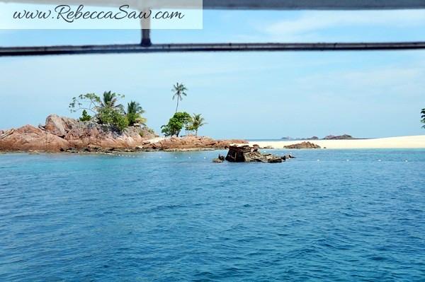 malaysia tourism hunt - redang island marine park