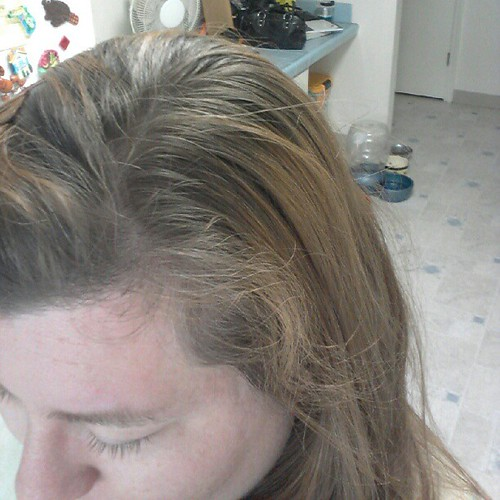7 days, day6 My roots, and grey, are showing badly. I think I'll color it...what color should I do?