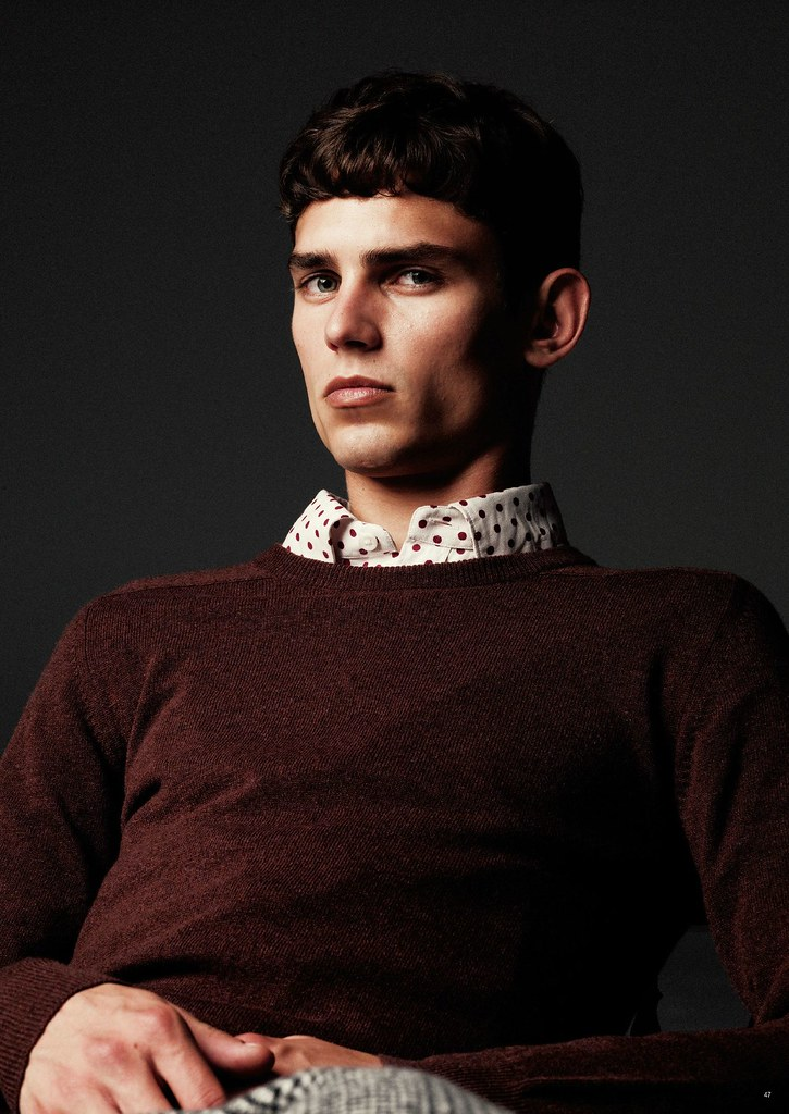 Arthur Gosse0024_TOMORRROWLAND 2012 AUTUMN & WINTER
