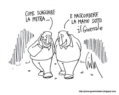 Sallusti by Livio Bonino