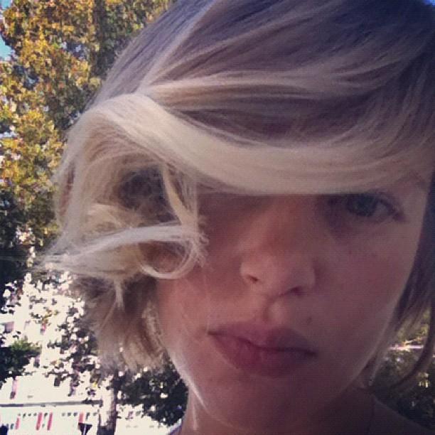 #blonde #hair #wella #followback