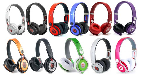 Beats By Dr. Dre Mixr Headphones for David Guetta