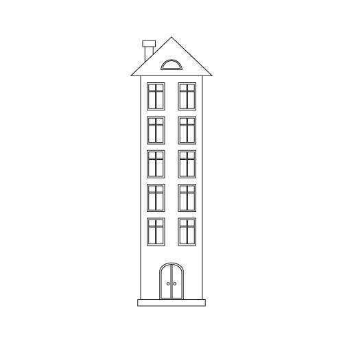 Как нарисовать танцующий город в Adobe Illustrator