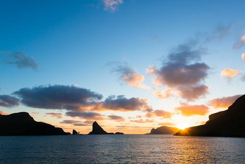 travel sunset nature landscape nikon faroeislands d800 mykines vágar tindholmur 1424mm