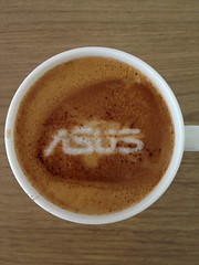Todat's latte, ASUS.