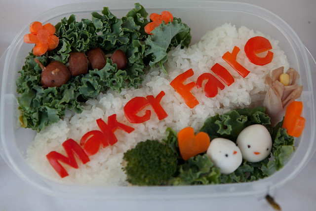 Maker Faire Bento demo