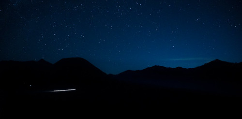Bromo Nightsky