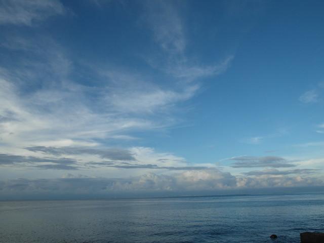 小琉球的碧海藍天
