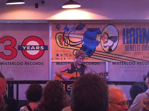 Shawn Colvin at Waterloo Records
