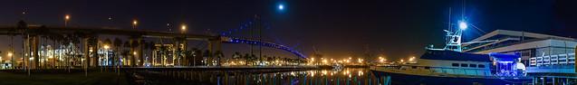 Vincent Thomas Bridge Final by Joe Gunawan | fotosiamo.com for SLRLounge.com