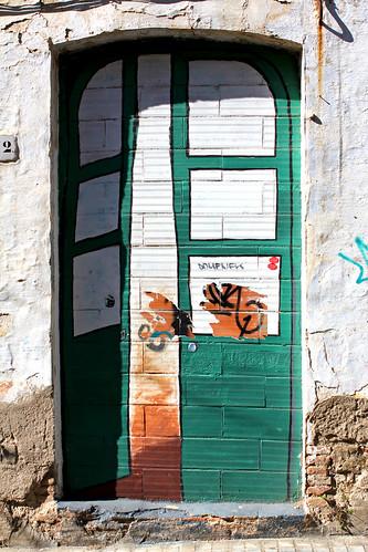 Badalona-Painted-Doors_2970