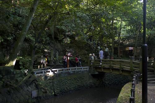 等々力渓谷 Todoroki Valley
