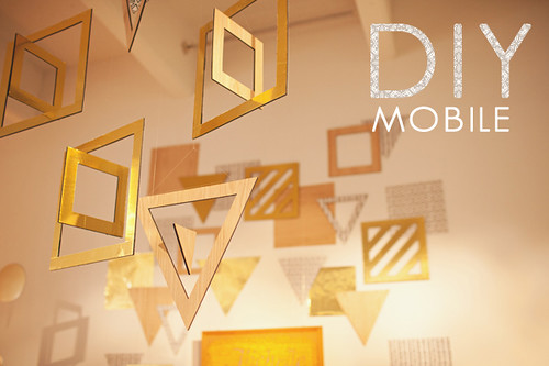 GIY GEOMETRIC MOBILE