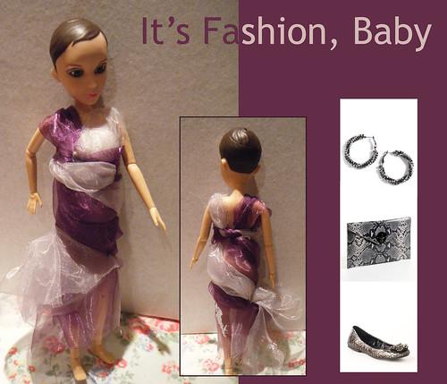Maternity Barbie