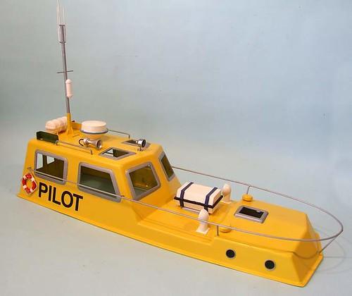 Pilot Boat Lid