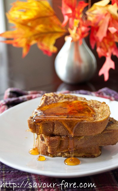 Pumpkin Pie French Toast | Flickr - Photo Sharing!