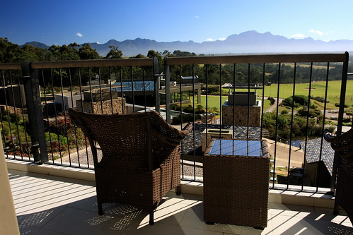 Suite Balcony at Hyatt Regency Oubaii - George, South Africa