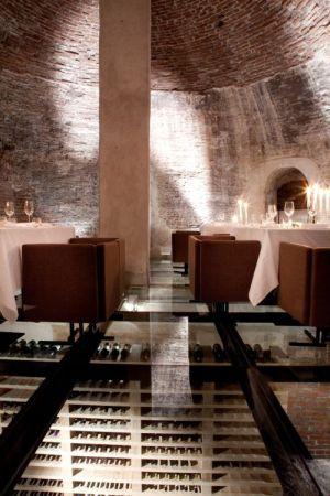 Rinata l 39 ex ghiacciaia di palazzo maccaferri ristorante for Hotel dei commercianti bologna
