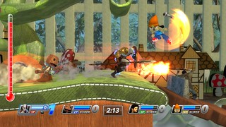 PlayStation All-Stars Battle Royale on PS3