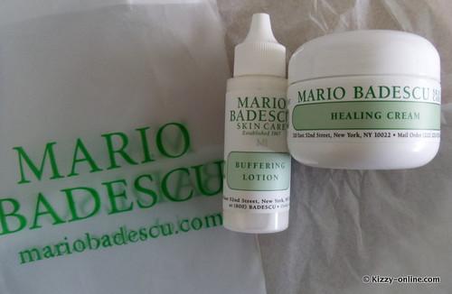 Mario Badescu Healing Cream Buffing Lotion Free Gift Hautelook Hautelook.com Skincare Hair